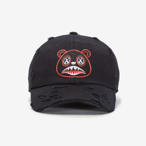 Second View of Baws Blackout Bred Hat