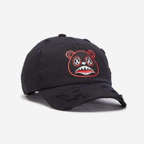 Third View of Baws Blackout Bred Hat