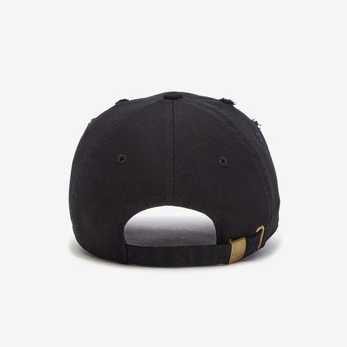 Forth View of Baws Blackout Bred Hat