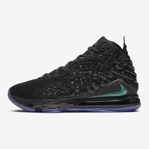Left Side View of Nike Men's LeBron 17 Sneakers