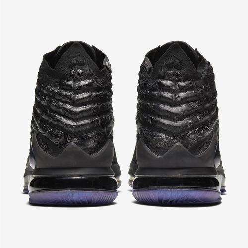 Back View of Nike Men's LeBron 17 Sneakers