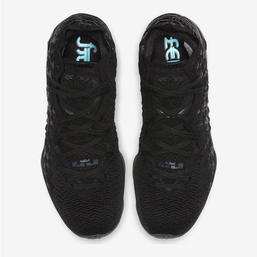 Bottom View of Nike Men's LeBron 17 Sneakers