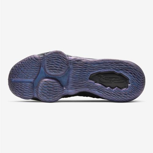 Top View of Nike Men's LeBron 17 Sneakers