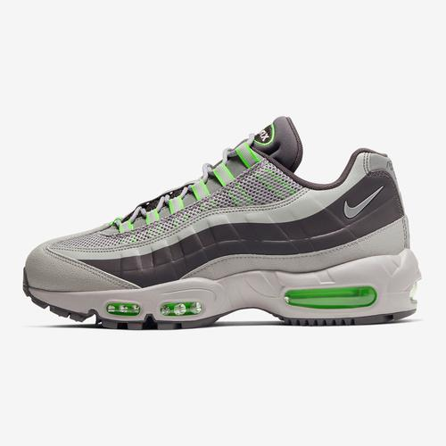 Left Side View of Nike Men's Air Max 95 Utility Sneakers