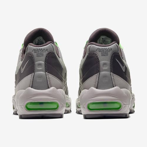 Back View of Nike Men's Air Max 95 Utility Sneakers