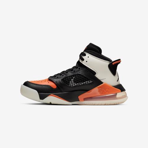 Left Side View of Jordan Boy's Grade School Mars 270 Sneakers