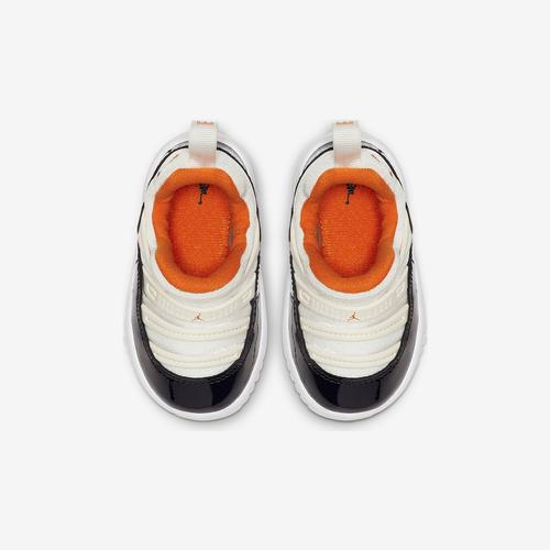 Bottom View of Jordan Boy's Toddler Air Jordan 11 Retro Little Flex Sneakers