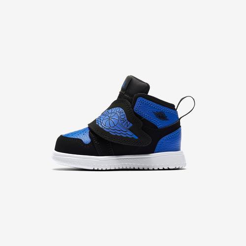 Left Side View of Jordan Boy's Toddler Sky Jordan 1 Sneakers