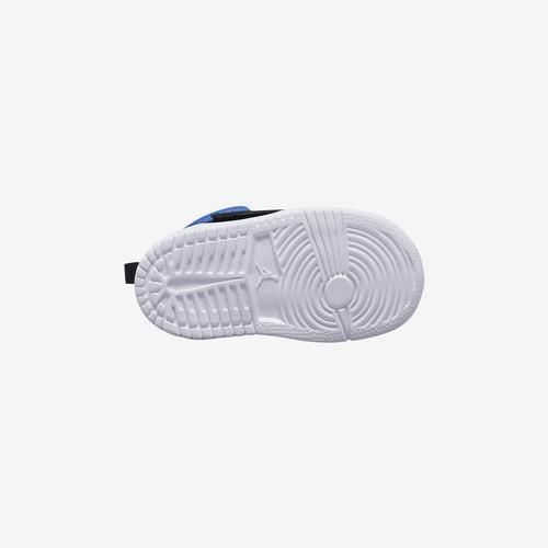 Top View of Jordan Boy's Toddler Sky Jordan 1 Sneakers