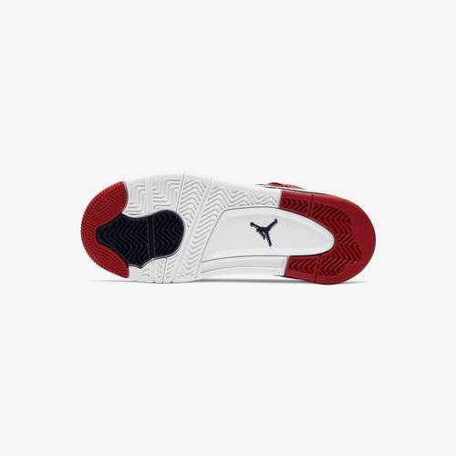 Top View of Jordan Boy's Preschool 4 Retro Sneakers
