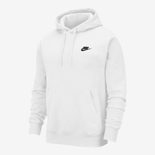 Alternate View of Nike Men's Sportswear Club Fleece Pullover Hoodie