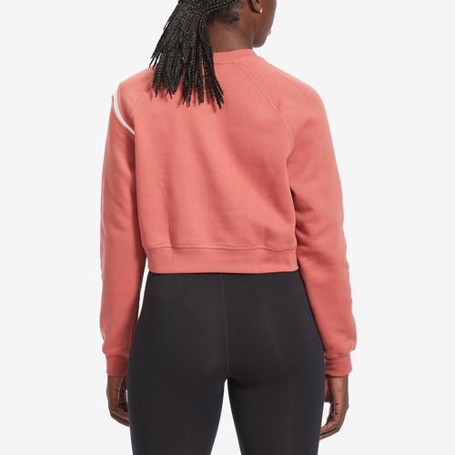 Nike Women's Sportswear Swoosh Fleece Crew
