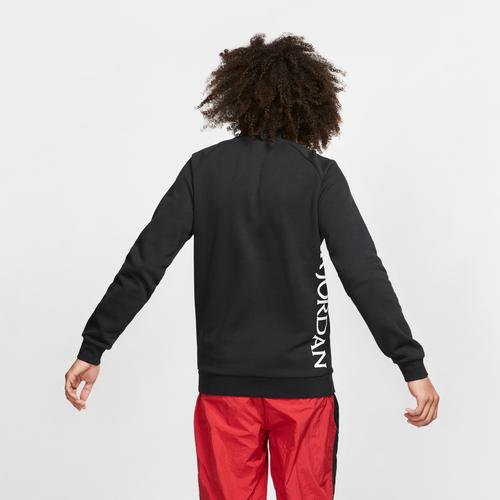 Back View of Jordan Men's Jumpman Classics Crew