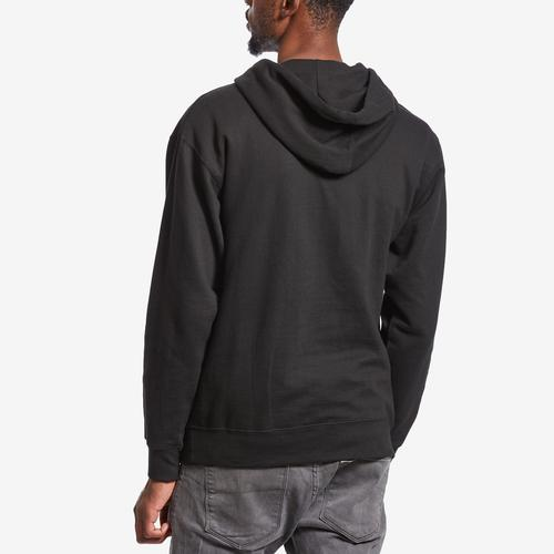 Back View of Baws Men's Baws x EBL Hoodie
