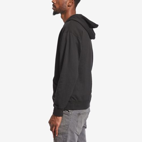 Left Side View of Baws Men's Baws x EBL Hoodie