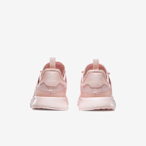 Back View of adidas Girl's Grade School X_PLR J Sneakers
