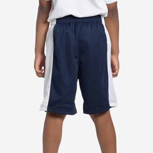 Back View of Champion Boy's Script Heritage Shorts