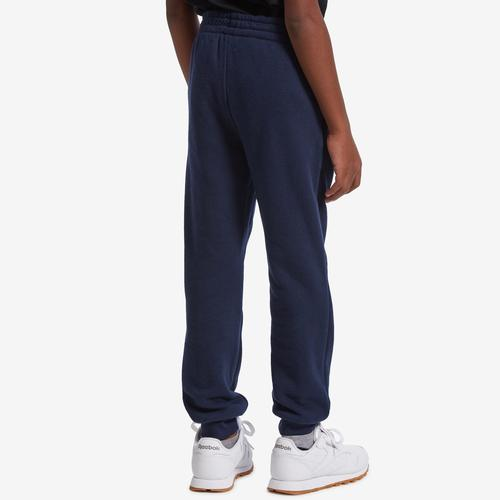 Champion Boy's Preschool Fleece Heritage Joggers, Vertical Logo