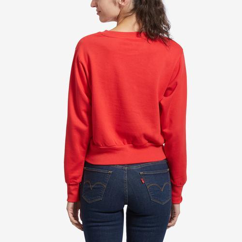Freeze Women's Coca Cola Crop Sweatshirt