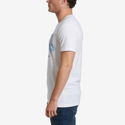 Left Side View of Hasta Muerte Men's Cold Bucks T-Shirt