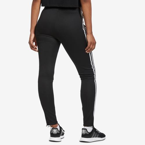 Back View of adidas Women's SST Track Pants
