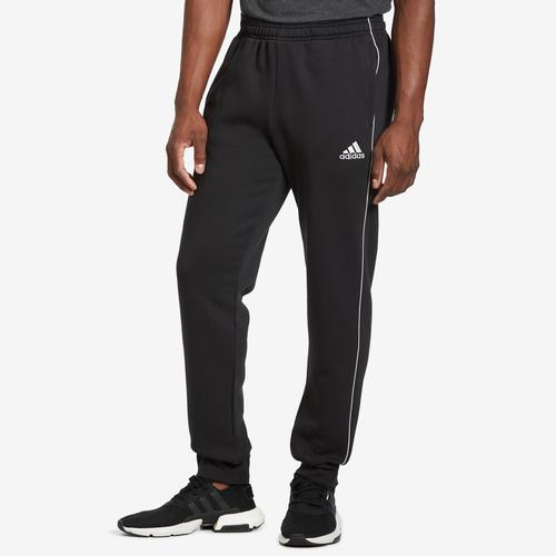 Front View of adidas Men's Core 18 Sweat Pants