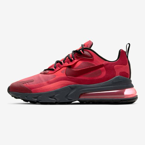 Left Side View of Nike Men's Air Max 270 React Sneakers