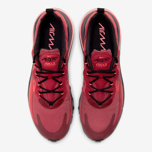 Bottom View of Nike Men's Air Max 270 React Sneakers