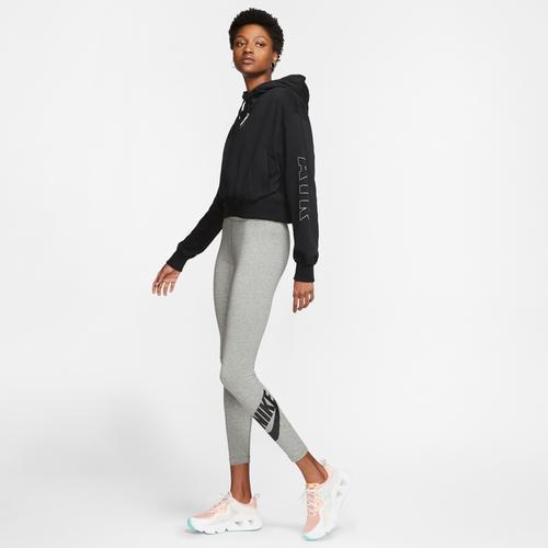 Left Side View of Nike Women's Sportswear Leggings