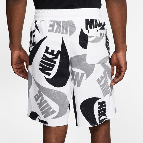 Nike Men's Nike Sportswear Allover Print Athletic Shorts