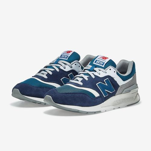Side Angle View of New Balance Men's 997H Sneakers