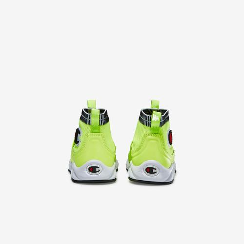 Back View of Champion Boy's Toddler Rally Pro Sneakers