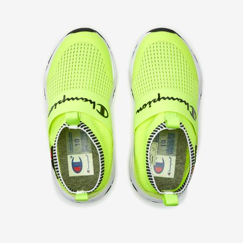 Bottom View of Champion Boy's Toddler Rally Pro Sneakers