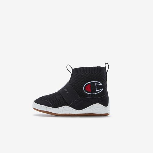 Left Side View of Champion Boy's Infant Rally Pro Sneakers