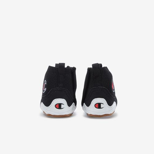 Back View of Champion Boy's Infant Rally Pro Sneakers