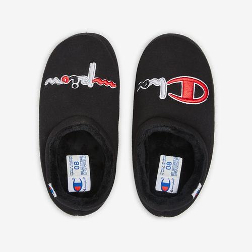 Bottom View of Champion Women's Life Shuffle Slippers Sneakers