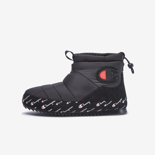 Left Side View of Champion Women's Life Rally Booties Sneakers