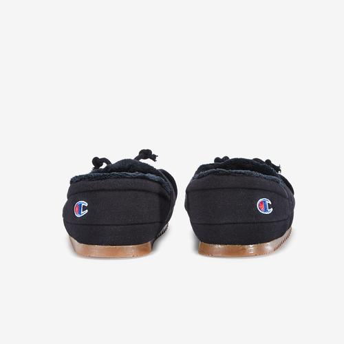 Back View of Champion Men's Life University Slippers Sneakers