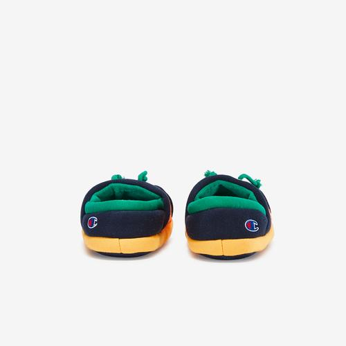 Back View of Champion Boy's Preschool Life University Slippers Sneakers