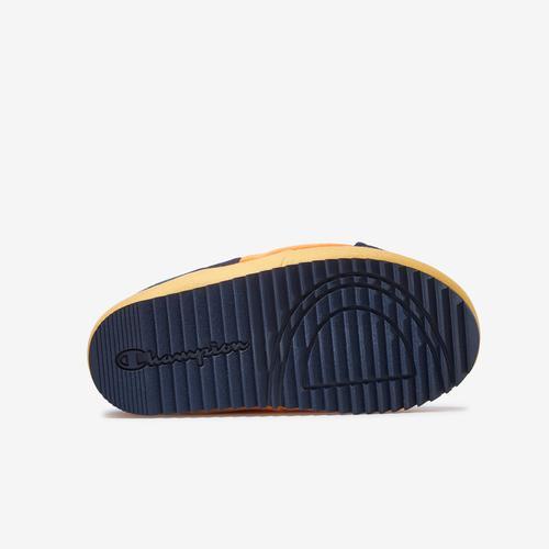 Top View of Champion Boy's Grade School Life University Slippers Sneakers