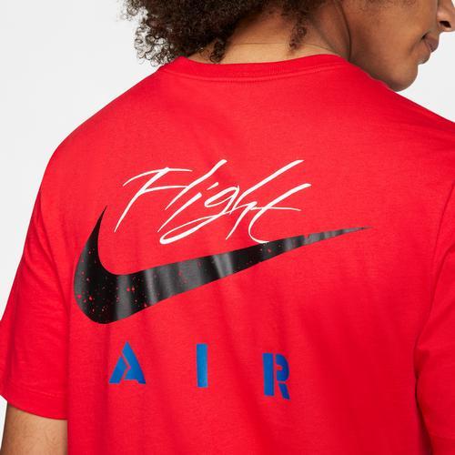 Left Side View of Jordan Men's Legacy AJ4 T-Shirt