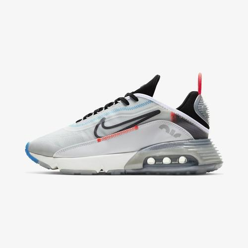 Left Side View of Nike Women's Air Max 2090 Sneakers