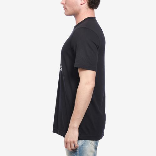 Right Side View of adidas Men's Trefoil Tee