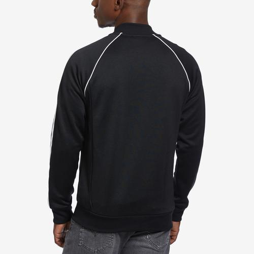 Back View of adidas Men's SST Track Jacket