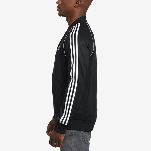 Left Side View of adidas Men's SST Track Jacket