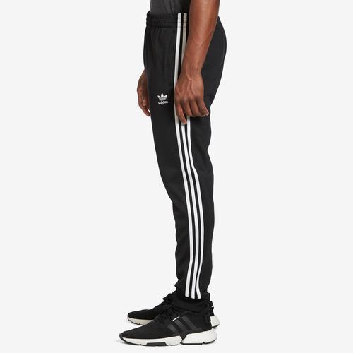 Left Side View of adidas Men's SST Track Pants
