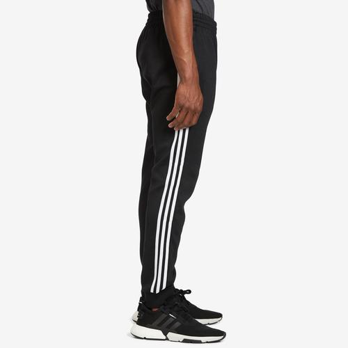 Right Side View of adidas Men's SST Track Pants