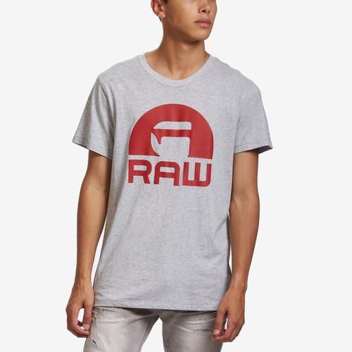 Front View of G STAR RAW Men's Graphic 2 T-Shirt