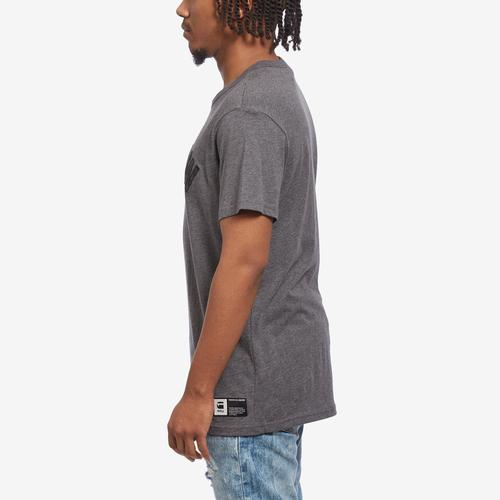 Left Side View of G STAR RAW Men's Graphic 12 T-Shirt