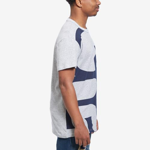 Left Side View of G STAR RAW Men's Graphic 11 Loose Top